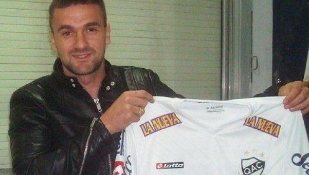 García: Estamos muy agradecidos con Luis Andreuchi