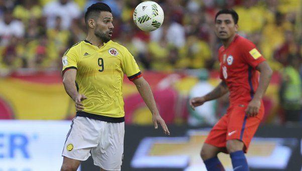 Colombia y Chile protagonizaron un empate que alivió a Argentina