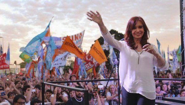 Cristina cruzó a Pichetto por sus dichos contra los extranjeros