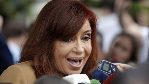 Cristina embistió contra Dujovne y el fin de año del Gobierno