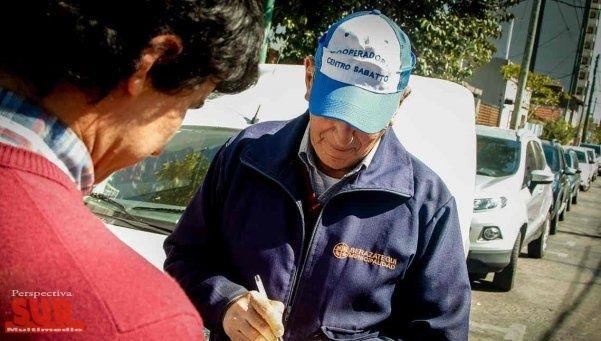 Comenzó el nuevo sistema de estacionamiento medido  en Berazategui