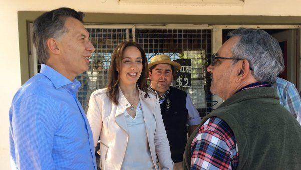 Con Macri a la cabeza, se realizó otro timbreo nacional