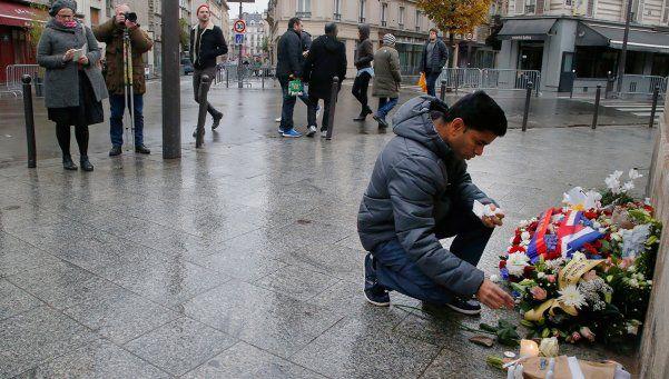 Francia de luto, a un año de los ataques terroristas en París