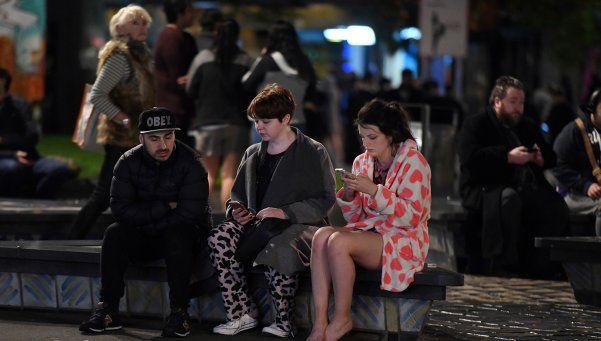 Nueva Zelanda emite alerta de tsunami tras sufrir un terremoto