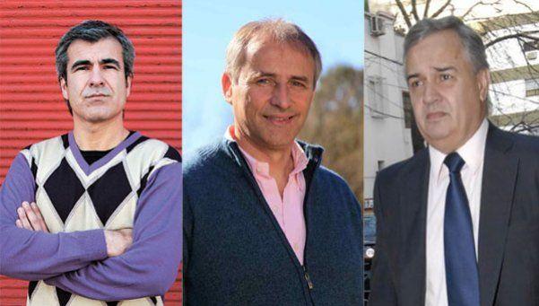 Elizondo, Baldassi y Sánchez, los normalizadores de negro