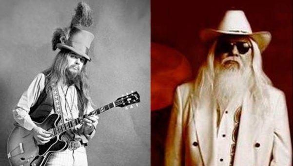 Murió una leyenda del rock: Leon Russell