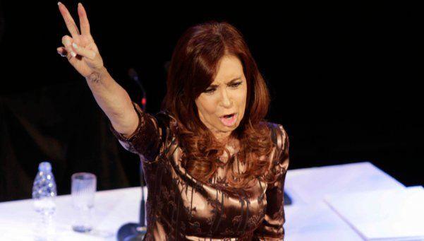Cristina disparó con todo contra Macri, Ercolini y el Gobierno