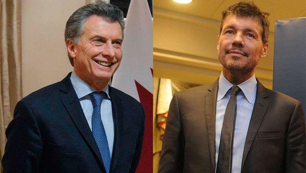 Hablemos de fútbol: Tinelli volvió a reunirse con Macri en Olivos