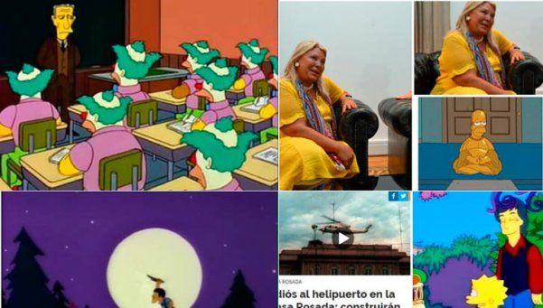 """Los mejores memes de """"Los Simpson predijeron"""""""