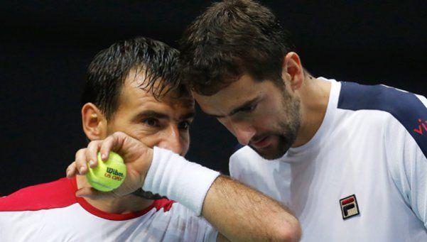 Copa Davis: Croacia anunció el equipo para la final contra Argentina