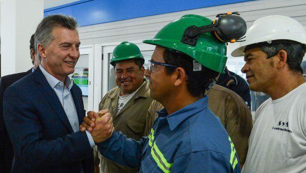 """Macri: """"Estamos en un gran camino"""""""