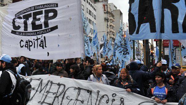 Los movimientos sociales apuestan a copar las calles
