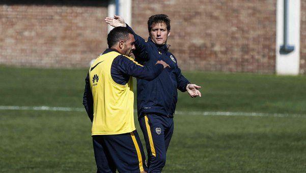 Guillermo tiene listo el equipo para recibir a Rosario Central