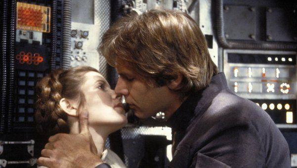 Carrie Fisher y Harrison Ford tuvieron un affaire en Star Wars
