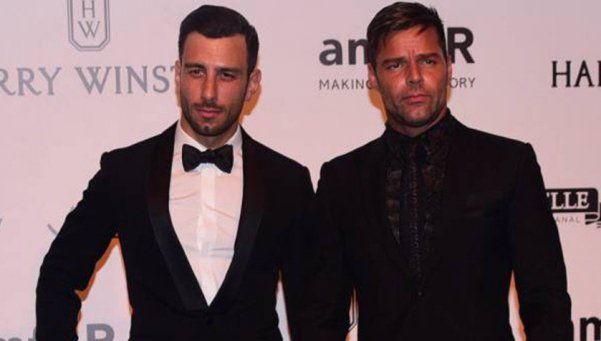 Ricky Martin le propuso matrimonio a su novio