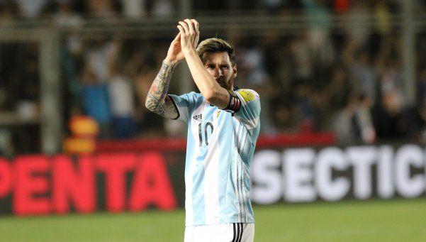 El gesto inolvidable de Messi con empleados de la AFA