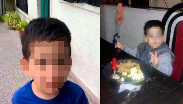 Apareció el nene de 2 años en Caseros: estaba a la vuelta de su casa