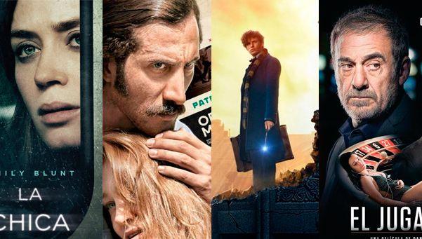 Fin de semana fantástico y cómo aprovecharlo: vaya al cine