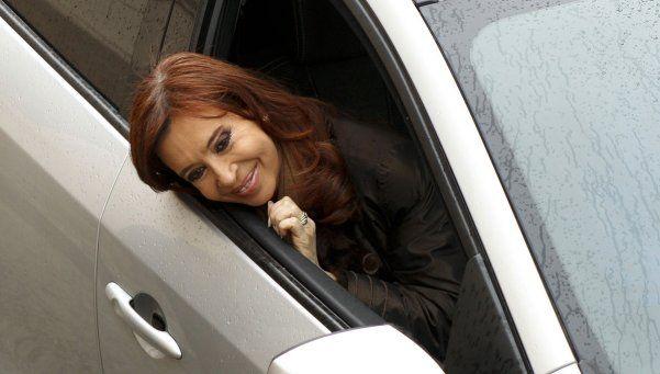 Cristina declaró en la Justicia que la muerte de Menem Jr fue un atentado