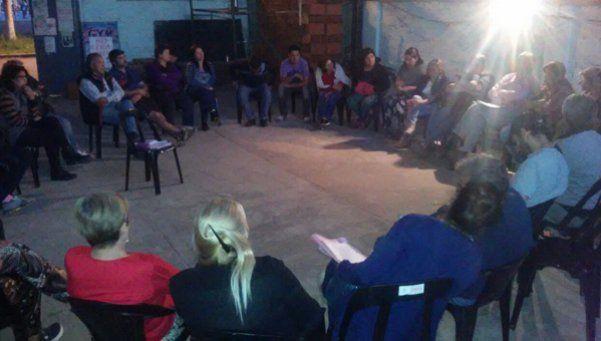 La Cañada: todo un barrio se une para combatir el tarifazo de luz