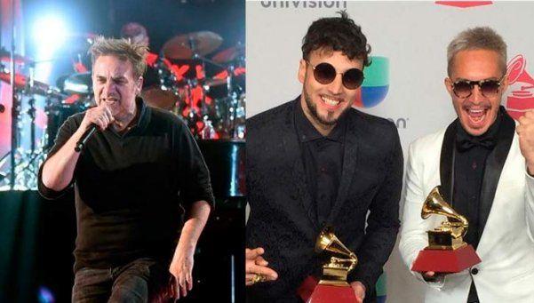 Grammy Latinos: los Cadillacs e Illya Kuryaki se llevaron 4 premios