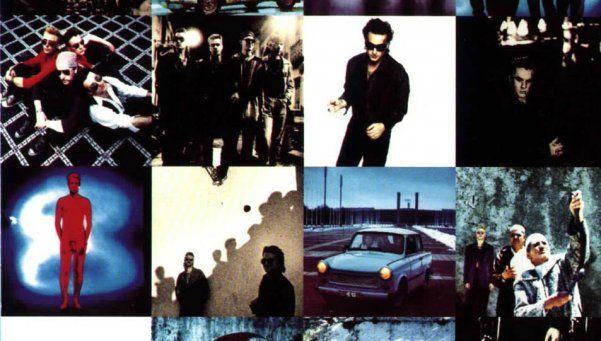 Achtung Baby, disco emblema de U2, cumple 25 años