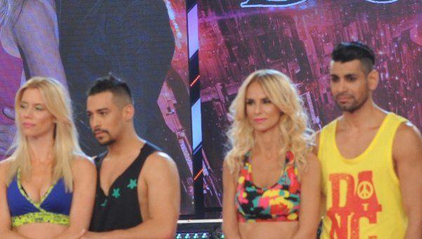 Nicole Neumann eliminó a Sabrina Rojas del Bailando