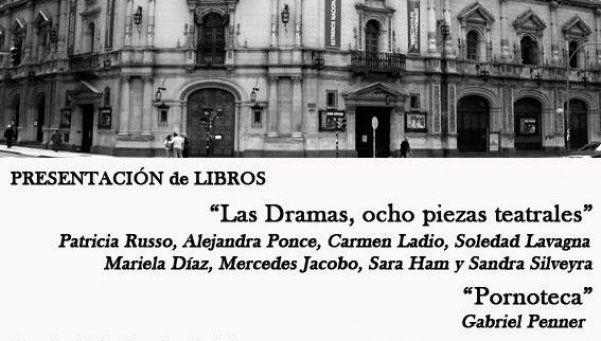 Presentan Las Dramas, ocho piezas teatrales, en el Cervantes