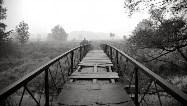 Las personas deprimidas ven el mundo color gris