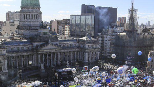 Emergencia social: confían en que el FR apoye la ley
