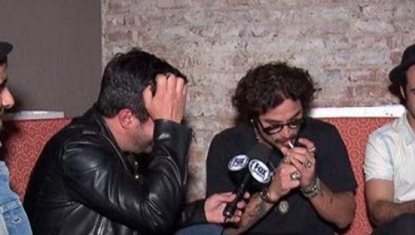 Osvaldo rompió el silencio, habló de fútbol y se dio un gusto en cámara
