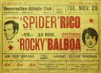 Spider Rico, el boxeador argentino que peleó contra Rocky