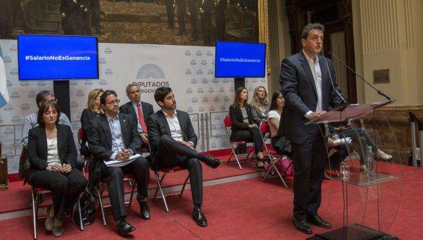 Ganancias: el proyecto de Massa para reformar el injusto impuesto