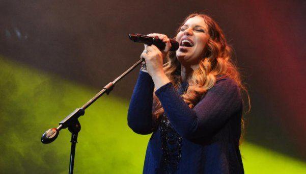 Christine DClario y Marco Barrientos, a puro gospel en el Luna Park