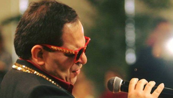 Marcelo Báez, el Elton John de Dock Sud