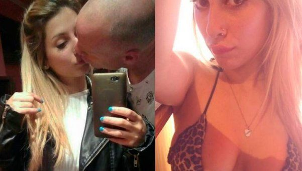 Fotos | Celeste, ¿la novia de 19 años del papá de Barbie Vélez?