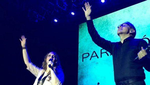 Eterno Live Tour arrasó con el góspel en Buenos Aires