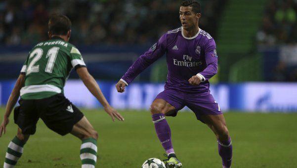 Real Madrid ganó con sufrimiento en Portugal