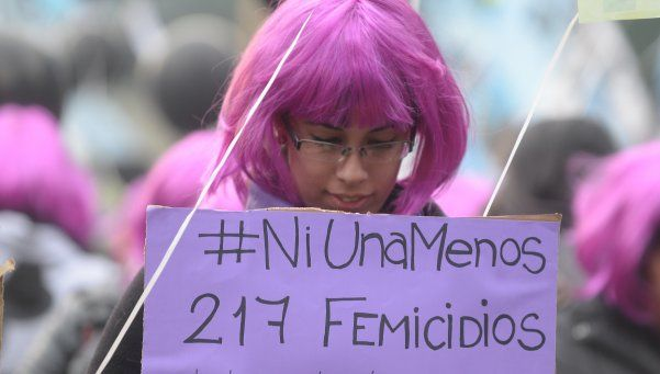 #NiUnaMenos | En octubre se registró un femicidio cada 19 horas