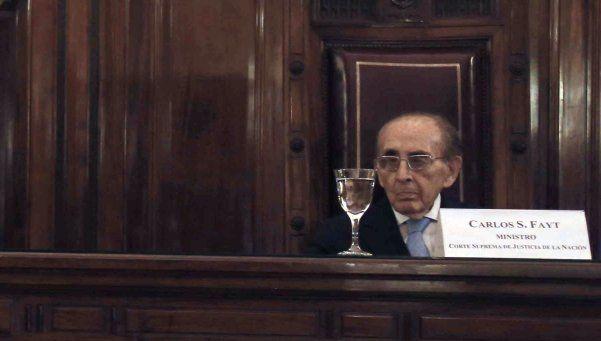 Murió Carlos Fayt, ex juez de la Corte Suprema de Justicia