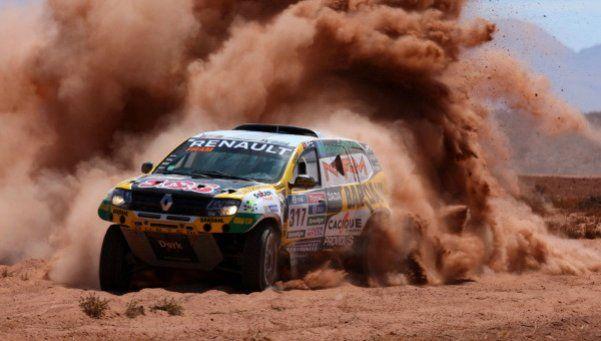 Dakar 2017: salida en Paraguay, cierre en Argentina y nuevos coches