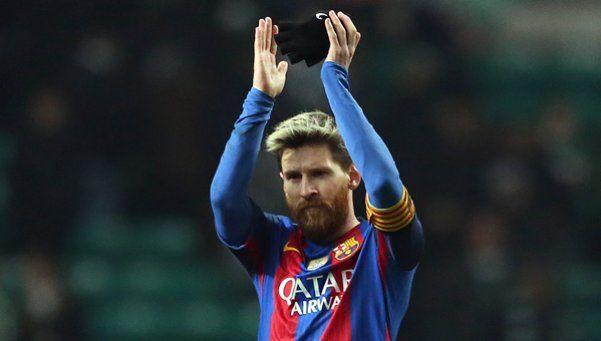 Messi llegó a 100 goles internacionales con Barcelona y lo metió en octavos