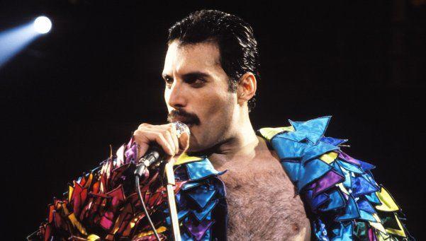 Hace 25 años se apagaba la voz de Freddie Mercury