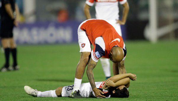 San Lorenzo terminó enredado y se quedó sin final en la Sudamericana