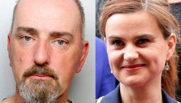 Perpetua para el asesino de la diputada británica Jo Cox