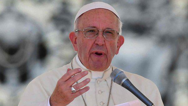 Papa Francisco, hondamente apenado por la tragedia de Chapecoense