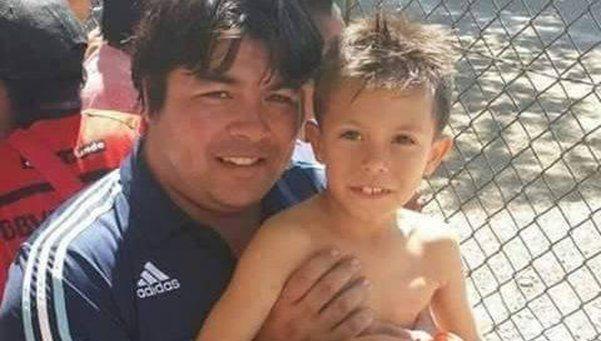 Nene atropellado por moto: el barrio Dos Avenidas llora la muerte de Tobías