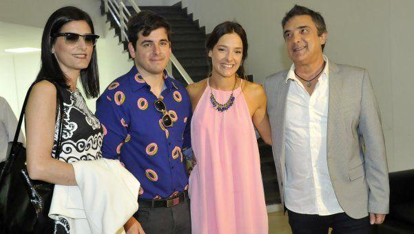 Cumplió su promesa: se casó Sabrina, la hija de Nito Artaza