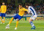 Pese a Messi y sus goles, Barcelona se sigue alejando del Madrid