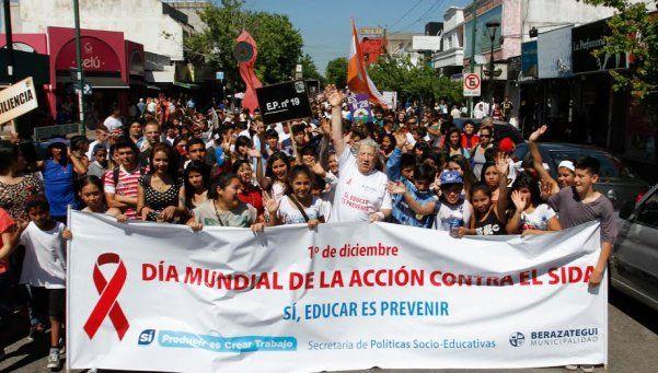 Novedoso concurso para concientizar por el SIDA